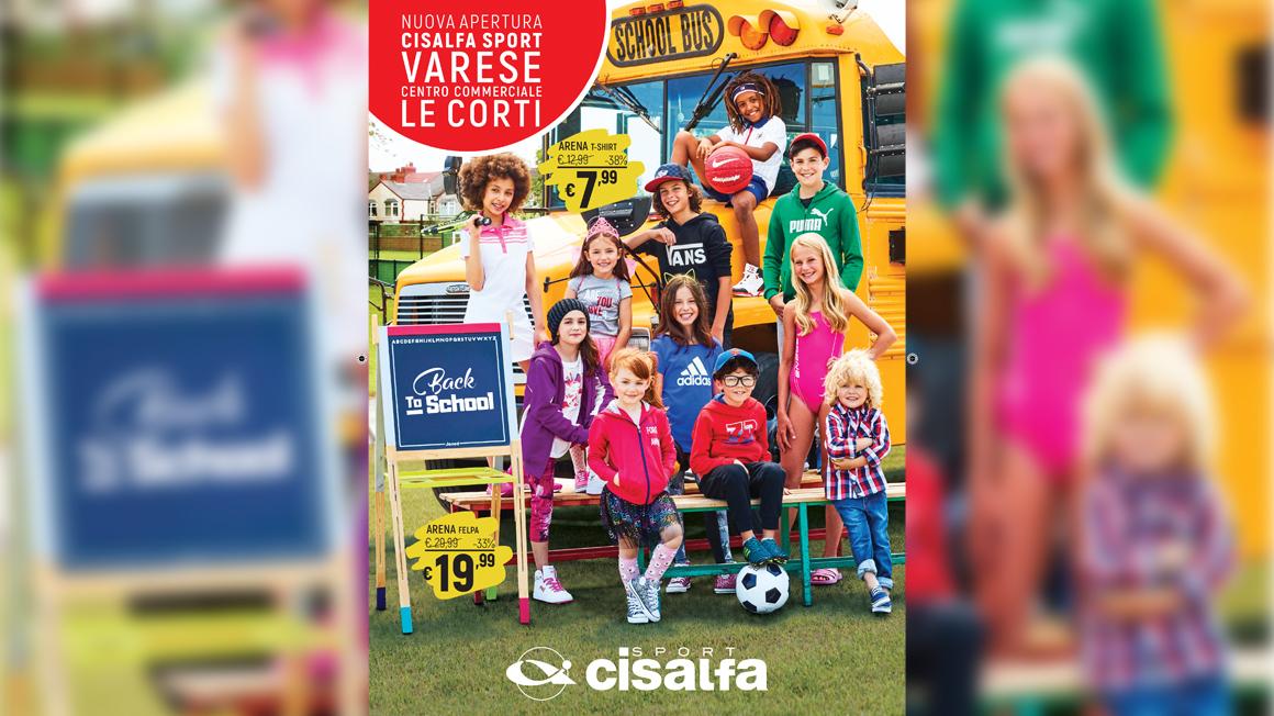 Cisalfa Le Corti School To Back Sport erxoQCBdW